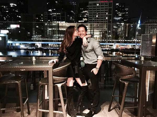 Hà Hồ, Kim Lý: Yêu nhau là chuyện bình thường cần gì phải úp mở - hình ảnh 1