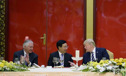 """Phó Thủ tướng """"bật mí"""" về đêm trắng ở APEC - hình ảnh 2"""