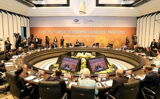 """Phó Thủ tướng """"bật mí"""" về đêm trắng ở APEC - hình ảnh 1"""