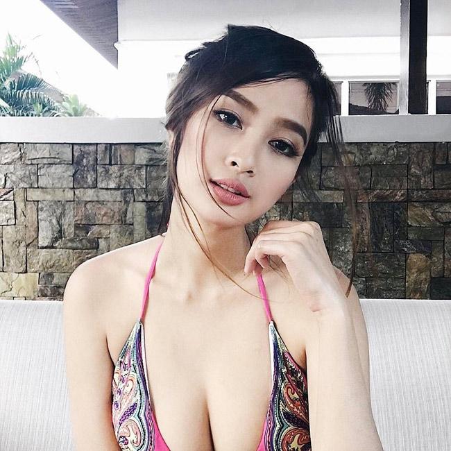 Ngây ngất thân hình phồn thực của nữ MC ảo hot nhất Philippines - hình ảnh 5