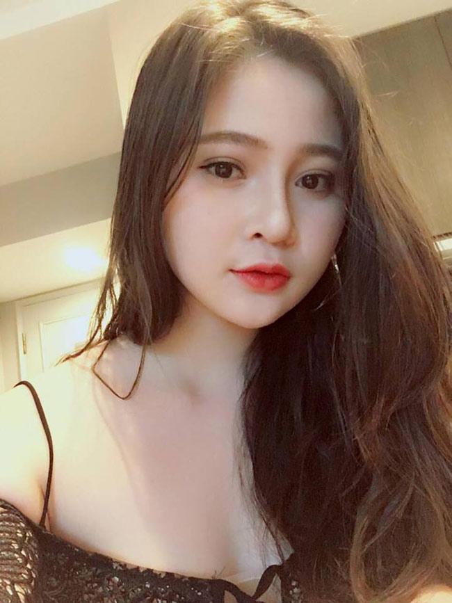 Vẻ đẹp siêu nóng bỏng của nữ sinh Đà Nẵng bị đồn cặp kè đại gia già - hình ảnh 11