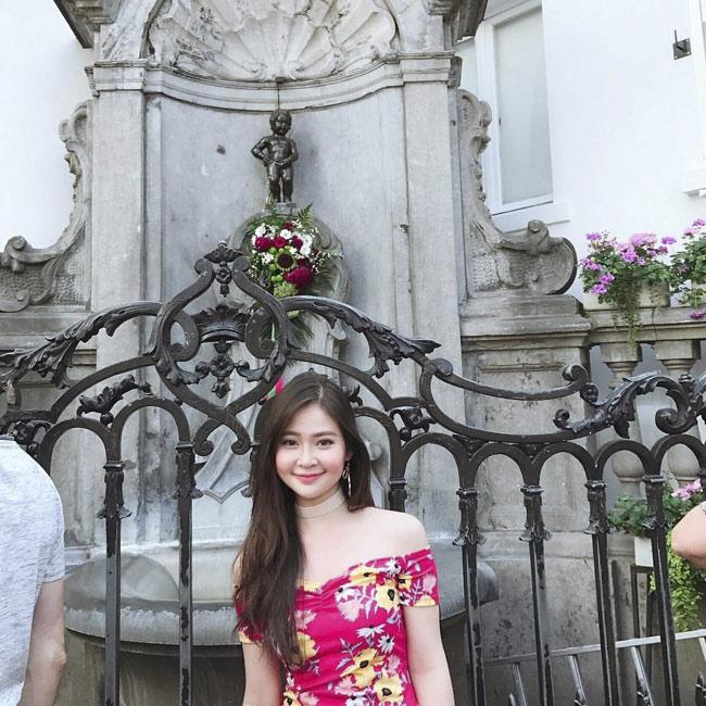 Vẻ đẹp siêu nóng bỏng của nữ sinh Đà Nẵng bị đồn cặp kè đại gia già - hình ảnh 22