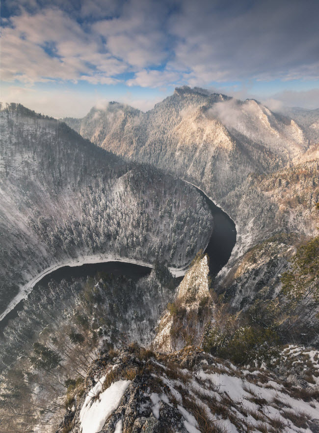 Lạc vào mùa đông kỳ diệu trên núi ở Ba Lan - hình ảnh 6