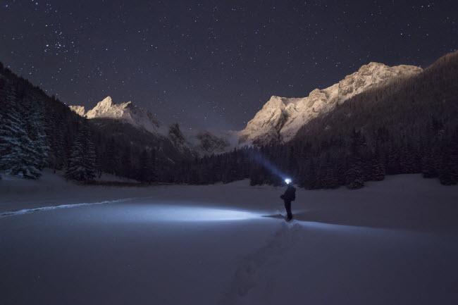Lạc vào mùa đông kỳ diệu trên núi ở Ba Lan - hình ảnh 5