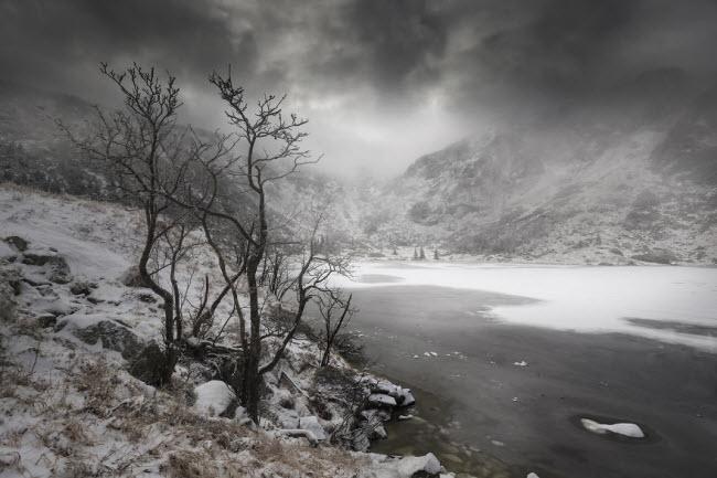 Lạc vào mùa đông kỳ diệu trên núi ở Ba Lan - hình ảnh 8