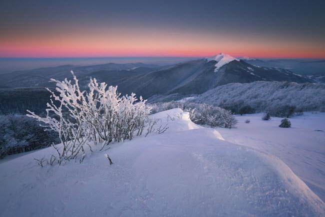 Lạc vào mùa đông kỳ diệu trên núi ở Ba Lan - hình ảnh 15
