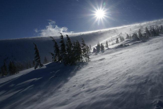 Lạc vào mùa đông kỳ diệu trên núi ở Ba Lan - hình ảnh 20