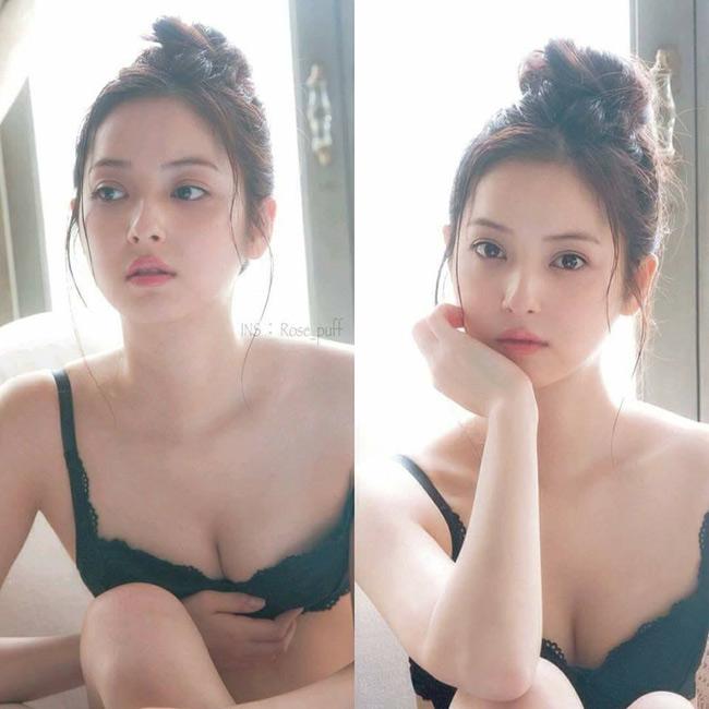 Chỉ với hai bức ảnh, mỹ nữ Nhật khiến trai trẻ Việt đắm say - hình ảnh 1
