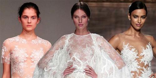 Nàng dâu diện váy cưới như cởi trần liệu có khiến quan khách giật mình? - hình ảnh 1
