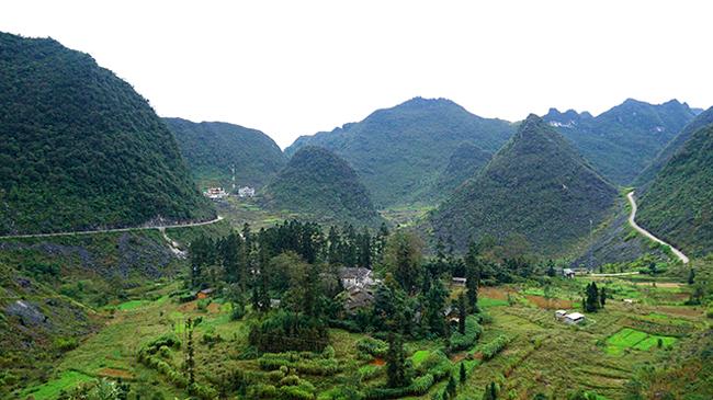 Dinh thự 150 tỷ của dòng họ từng thống lĩnh cả vùng cao nguyên Hà Giang - hình ảnh 1