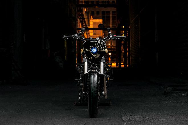 """Ngắm bản độ Triumph T100 chinh phục từ """"cao tốc tới địa ngục"""" - 6"""
