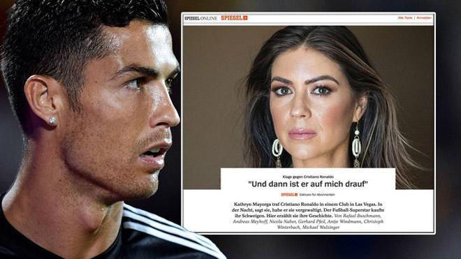 Chấn động Ronaldo bị tố hiếp dâm: Đi tù 6 năm như cựu SAO Ngoại hạng Anh? - 2