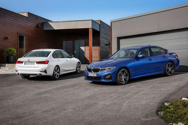 BMW giới thiệu phiên bản 330e 2019: Tiêu hao nhiên liệu đạt 1,7L/100km - 7
