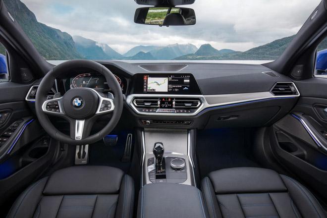 BMW giới thiệu phiên bản 330e 2019: Tiêu hao nhiên liệu đạt 1,7L/100km - 5