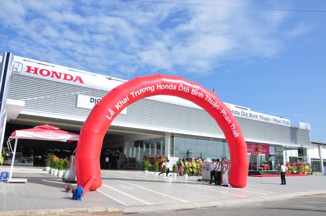 Honda Việt Nam tiếp tục mở rộng thị trường khu vực Duyên hải Nam Trung Bộ: Khai trương Honda Ôtô Bình Thuận - Phan Thiết - 1