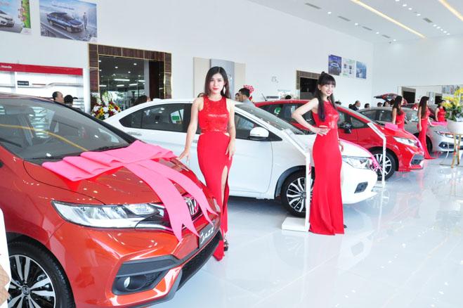 Honda Việt Nam tiếp tục mở rộng thị trường khu vực Duyên hải Nam Trung Bộ: Khai trương Honda Ôtô Bình Thuận - Phan Thiết - 3