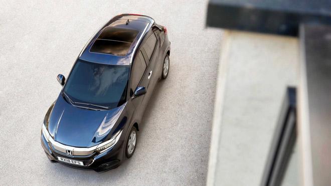 Honda HR-V bản nâng cấp facelift 2019 chính thức ra mắt tại Paris Motor Show - 7
