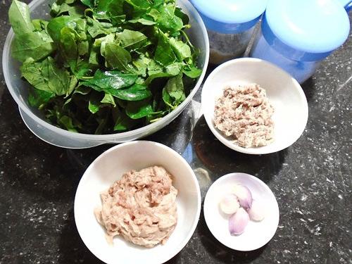 Canh rau ngót nấu mọc thanh mát - 1