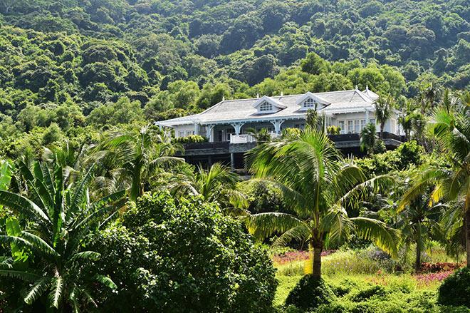 Khám phá căn biệt thự trong khu nghỉ dưỡng sang trọng bậc nhất châu Á 2018 - 1