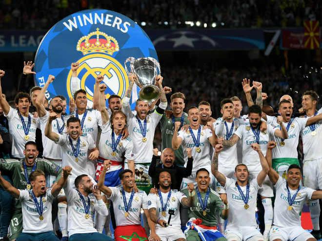 """Real Madrid bá chủ Champions League vẫn đố kỵ Barcelona """"hái ra tiền"""" - 1"""