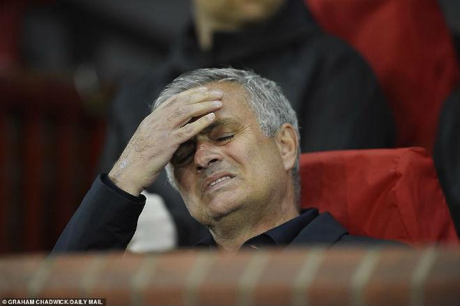 MU - Mourinho: Liệu có phải cuộc tình oan trái, sai người sai thời điểm? - 1