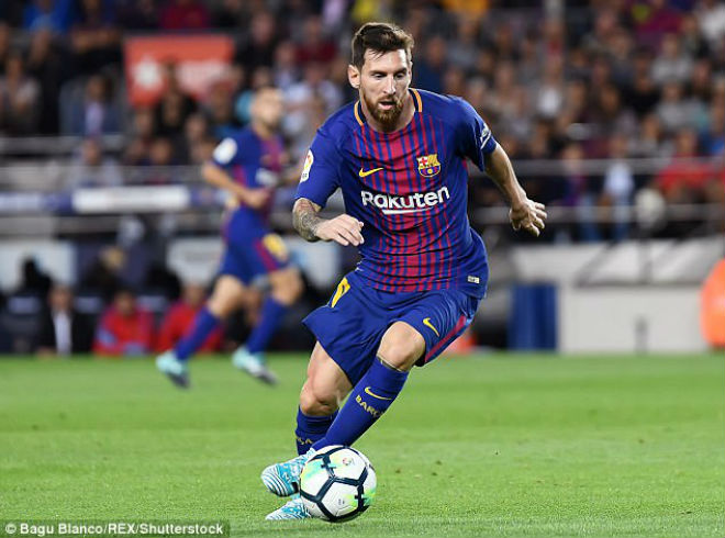 """Messi đấu 9 """"kèo trái"""" siêu dị: Salah, Bale hợp sức cùng SAO MU - 3"""