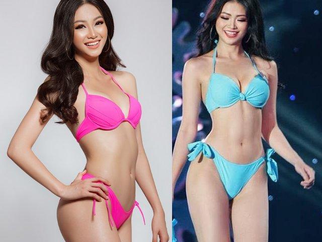 Cô gái Bến Tre thi Hoa hậu Trái đất sau Nam Em, Hà Thu