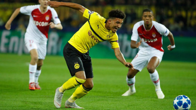 Dortmund - Monaco: Hiệp 2 bùng nổ 3 bàn mãn nhãn - 1