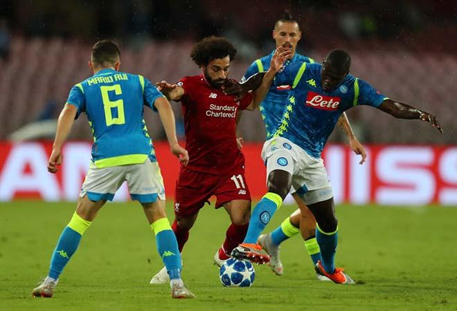 Napoli - Liverpool: Người hùng tạo địa chấn phút 90 - 1