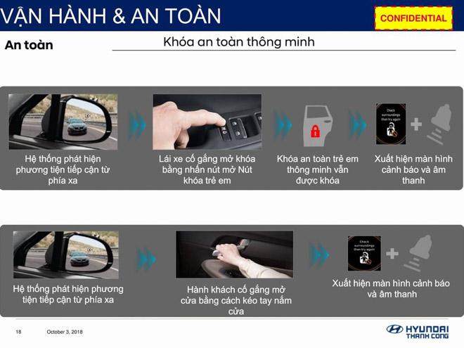 Hyundai SantaFe 2019 lộ thông số kỹ thuật, sắp ra mắt Việt Nam - 10