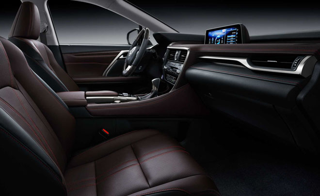 Ảnh thực tế Lexus RX350L 7 chỗ giá 4,09 tỷ đồng - 10