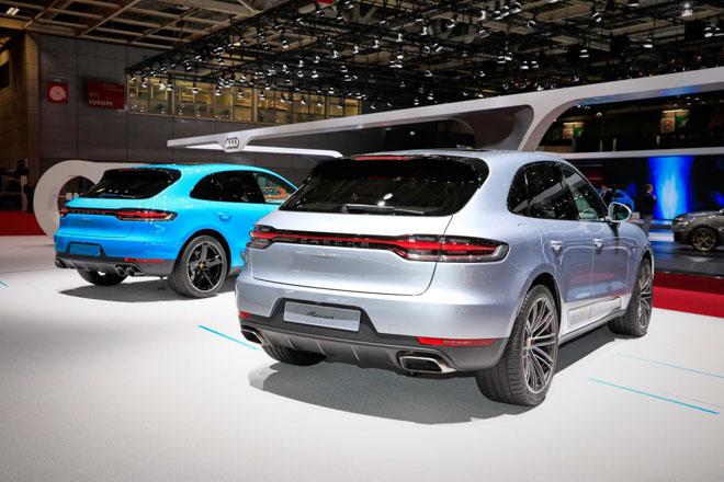 Porsche chính thức giới thiệu Macan 2019 tại châu Âu với giá đề xuất từ 1,576 tỷ đồng - 4