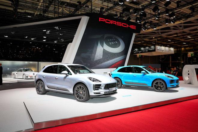 Porsche chính thức giới thiệu Macan 2019 tại châu Âu với giá đề xuất từ 1,576 tỷ đồng - 3