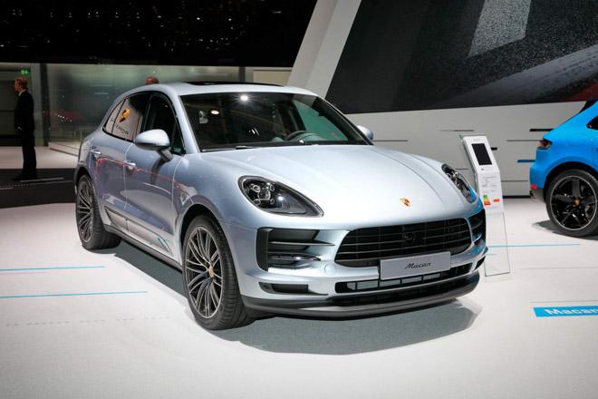 Porsche chính thức giới thiệu Macan 2019 tại châu Âu với giá đề xuất từ 1,576 tỷ đồng - 2