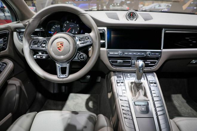 Porsche chính thức giới thiệu Macan 2019 tại châu Âu với giá đề xuất từ 1,576 tỷ đồng - 7