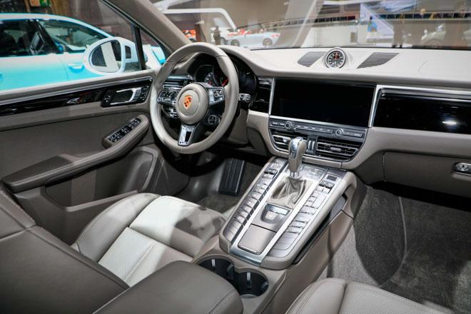 Porsche chính thức giới thiệu Macan 2019 tại châu Âu với giá đề xuất từ 1,576 tỷ đồng - 6