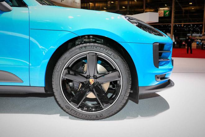 Porsche chính thức giới thiệu Macan 2019 tại châu Âu với giá đề xuất từ 1,576 tỷ đồng - 9