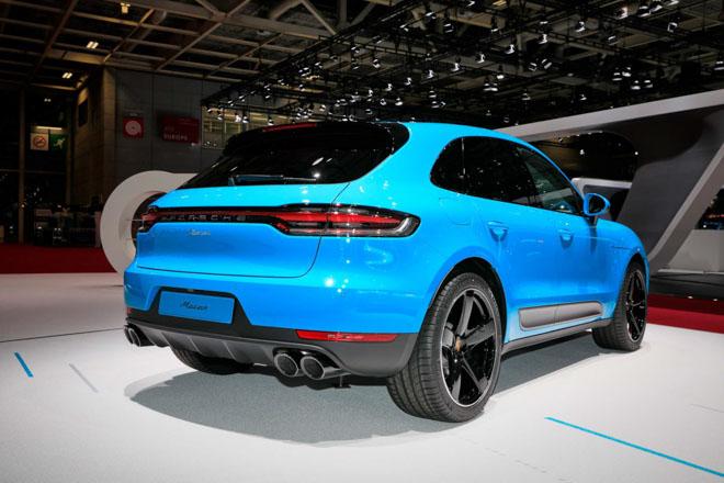 Porsche chính thức giới thiệu Macan 2019 tại châu Âu với giá đề xuất từ 1,576 tỷ đồng - 8