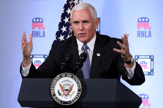 Phó Tổng thống Mỹ: Trung Quốc đang tìm cách thay thế Tổng thống Trump - 1