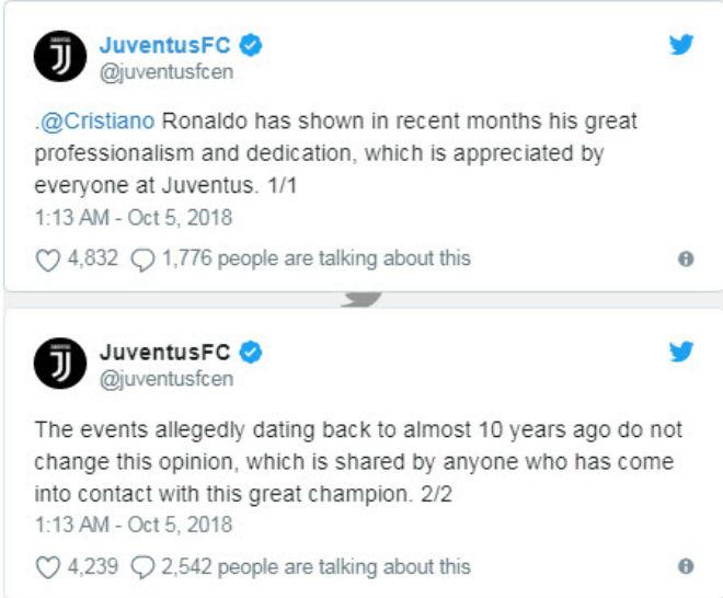 """Ronaldo bị tố hiếp dâm: Đại gia """"xử phũ"""" sắp mất trắng 1 tỷ đô la - 2"""