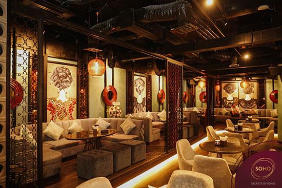 """Secrets of Soho: Địa điểm sống """"ảo"""" mới ngay giữa trung tâm Sài Gòn - 1"""