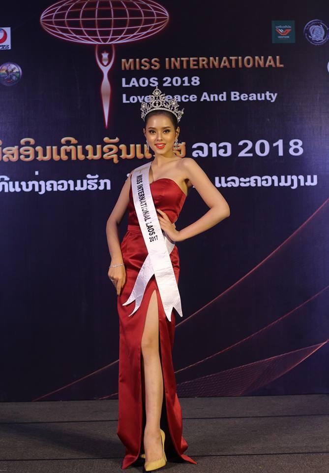 """Sau 1 năm thi hoa hậu, cô gái Lào """"xinh như tiên"""" giờ ra sao? - 5"""