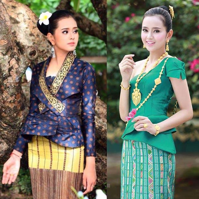 """Sau 1 năm thi hoa hậu, cô gái Lào """"xinh như tiên"""" giờ ra sao? - 4"""