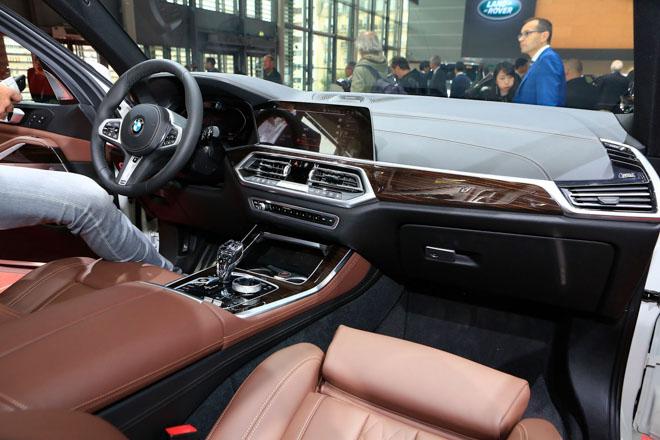 BMW X5 2019 chinh thức ra mắt tại Paris Motor Show - 7