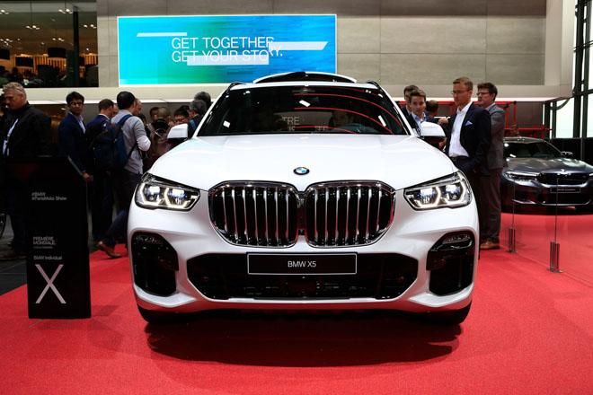 BMW X5 2019 chinh thức ra mắt tại Paris Motor Show - 2