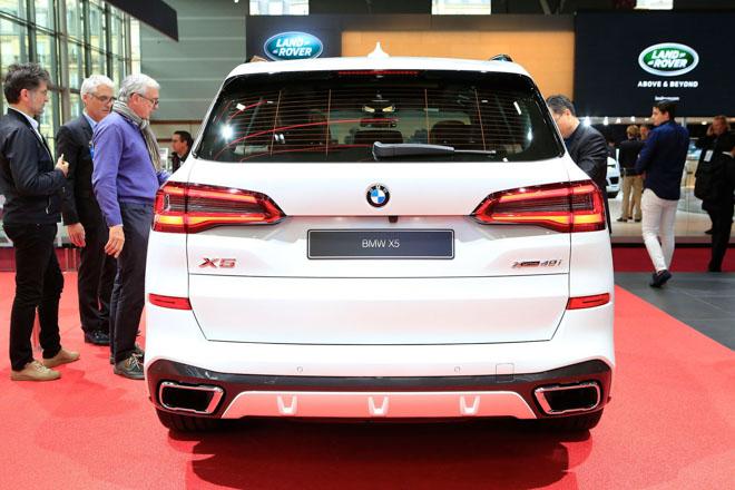 BMW X5 2019 chinh thức ra mắt tại Paris Motor Show - 4