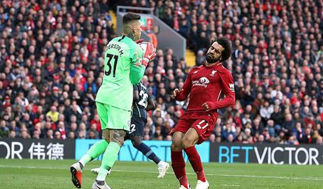 Liverpool - Man City: Đấu trí anh hùng, bước ngoặt quả 11m - 1