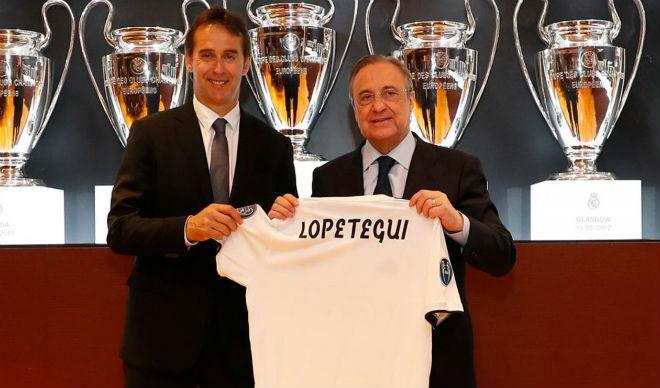"""Chấn động Real: """"Bố già"""" Perez họp khẩn sa thải HLV Lopetegui sau 4 tháng? - 2"""