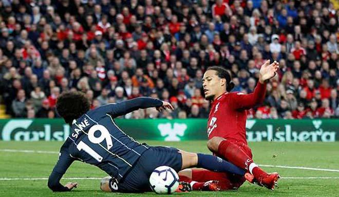 Liverpool - Man City: Đấu trí anh hùng, bước ngoặt quả 11m - 2