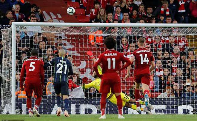 Liverpool - Man City: Đấu trí anh hùng, bước ngoặt quả 11m - 3